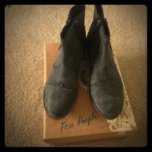 Free People Short Boot Size 40
